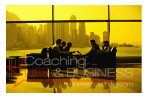 Business coaching en entreprise - Montreal